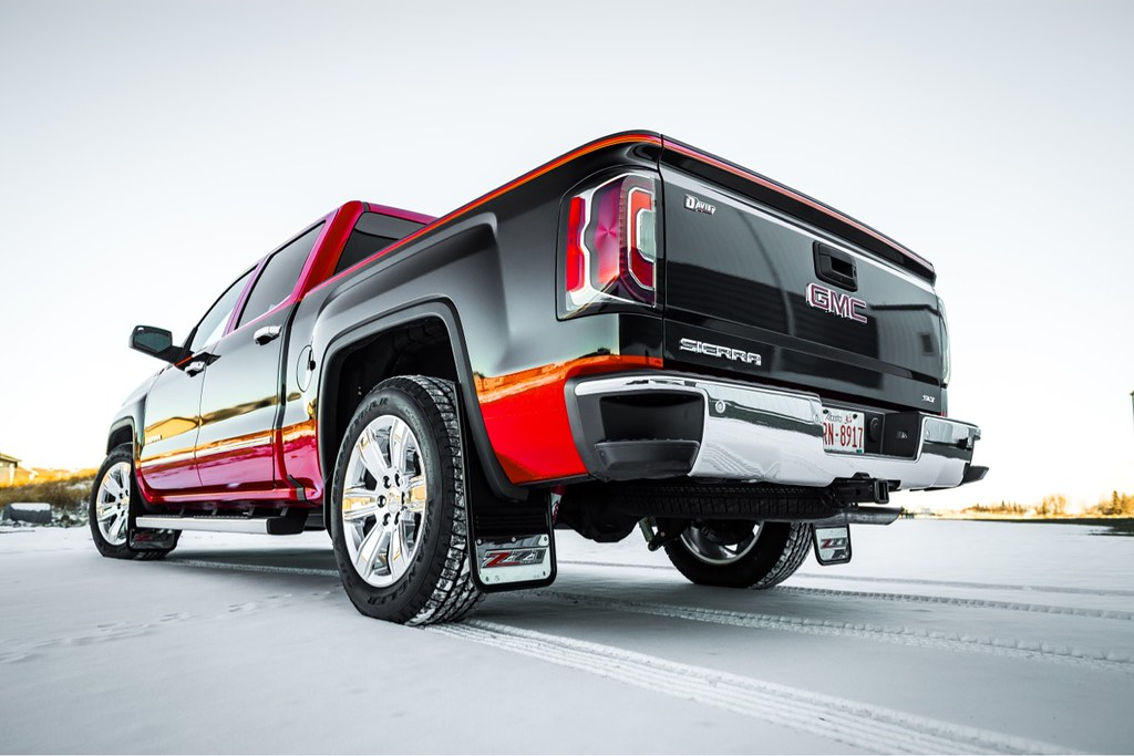 New Gmc Truck >> Retro GMC | Retro Style 2015 GMC Sierra with Z71 logo Gatorb… | Flickr