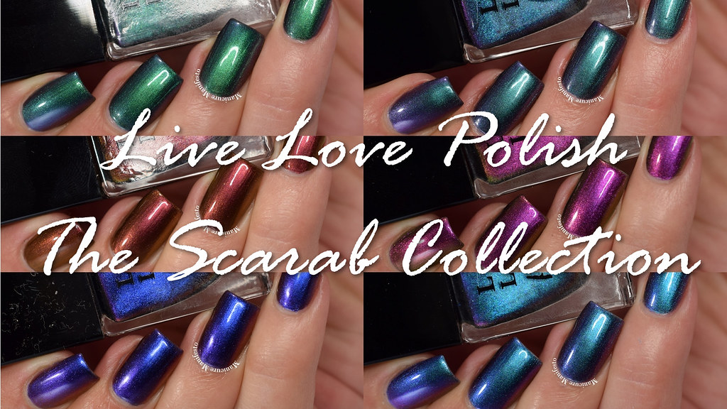 Live Love Polish Scarab Collection