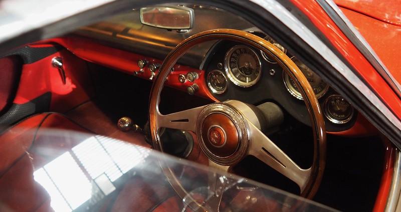 Alfa Roméo Sportiva 2000 Franco Scaglione / Bertone  1954 40197981502_867e9abd9a_c