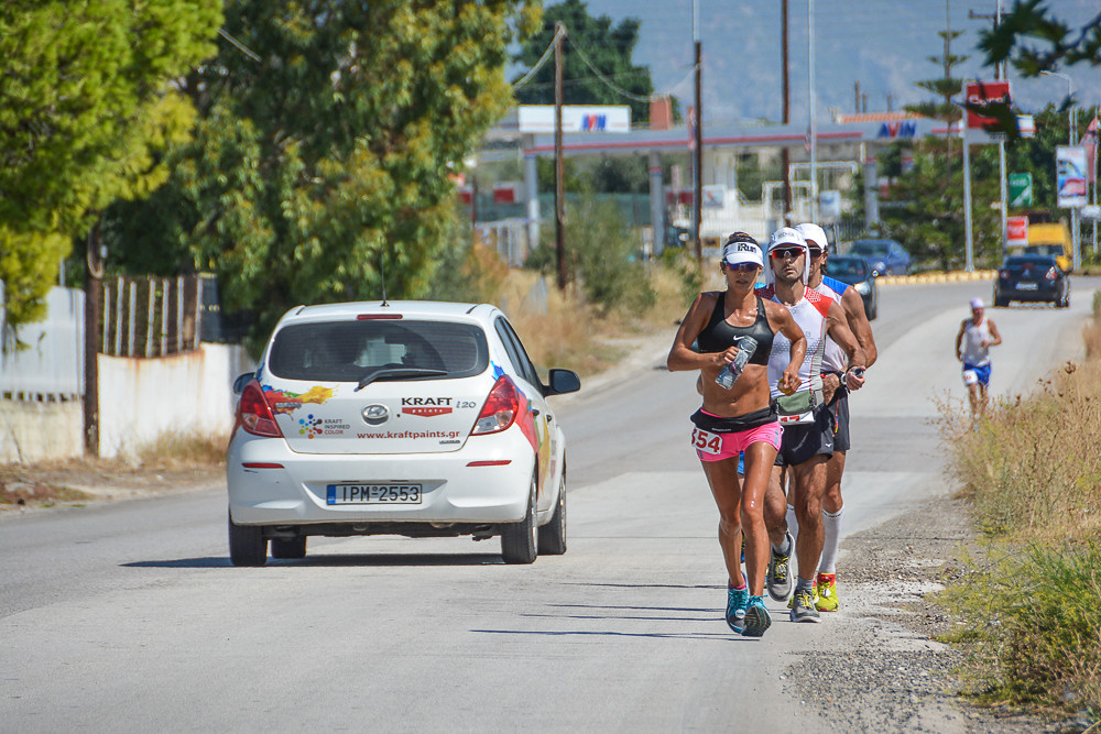 Spartathlon, GREECE