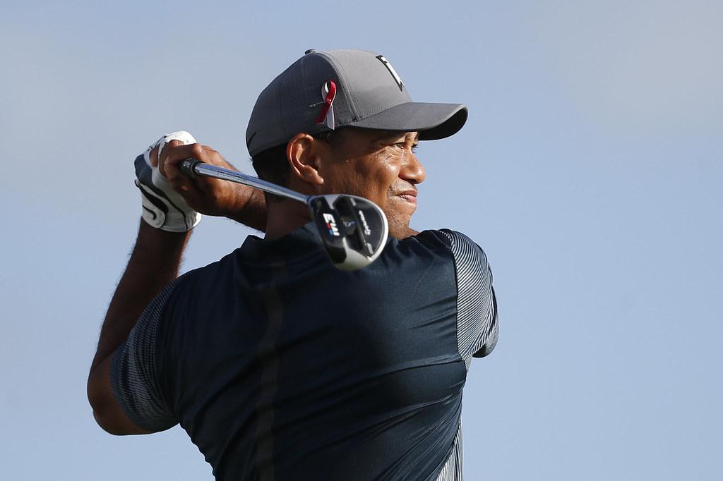 Tiger Woods。(達志影像)
