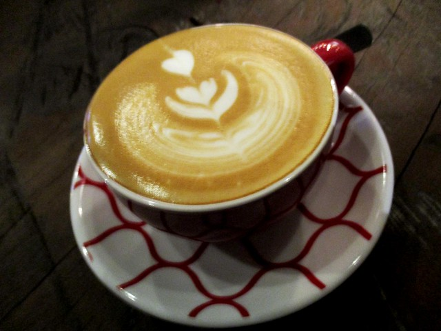 Outright Coffee latte 2