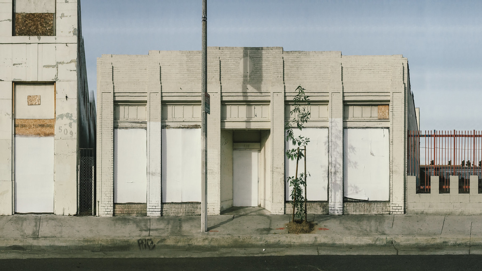 Compton, CA   by Mike Murphy -