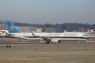A321neo China Southern Airlines B-8367 | by XFW-Spotter