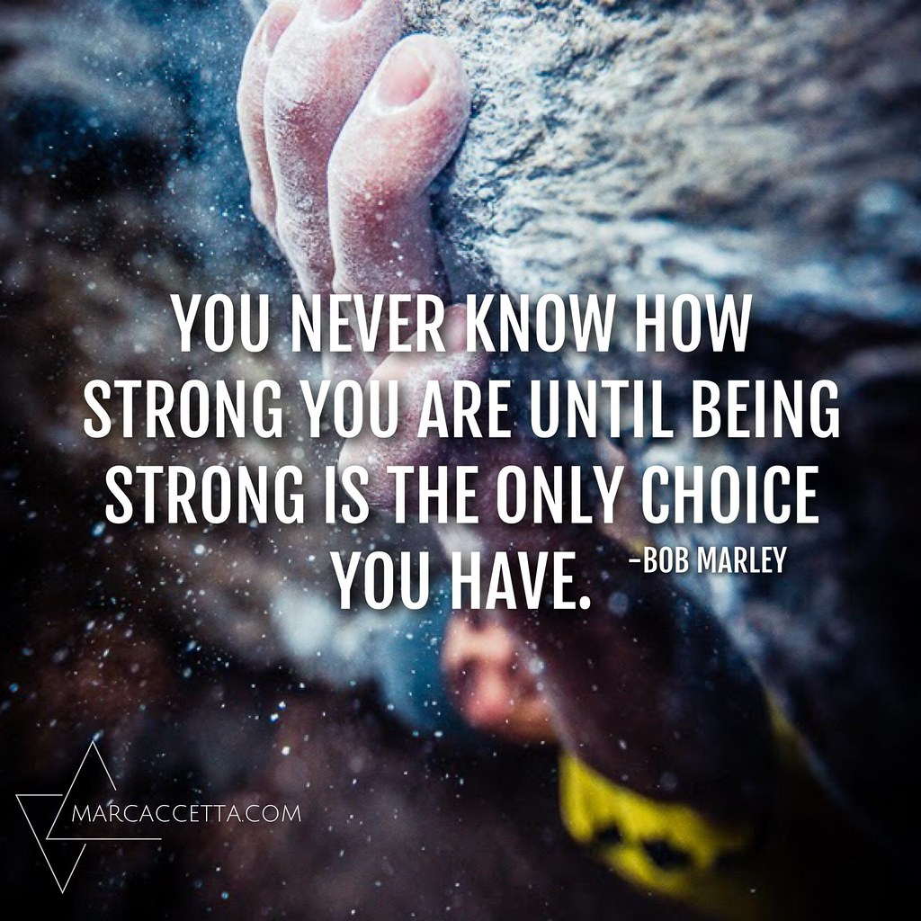 Unique Youll Never Know How Strong You Are Quotes