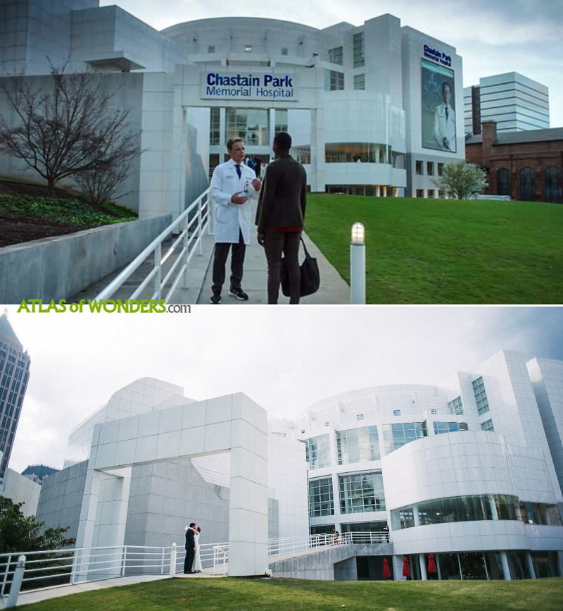 The Resident Where filmed