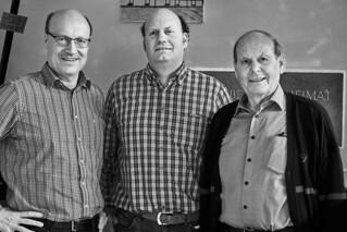 Drei Brudermeister Schmitz