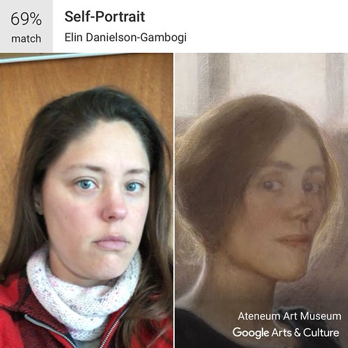 Matching people to art:  Google Arts & Culture | by patternandbranch