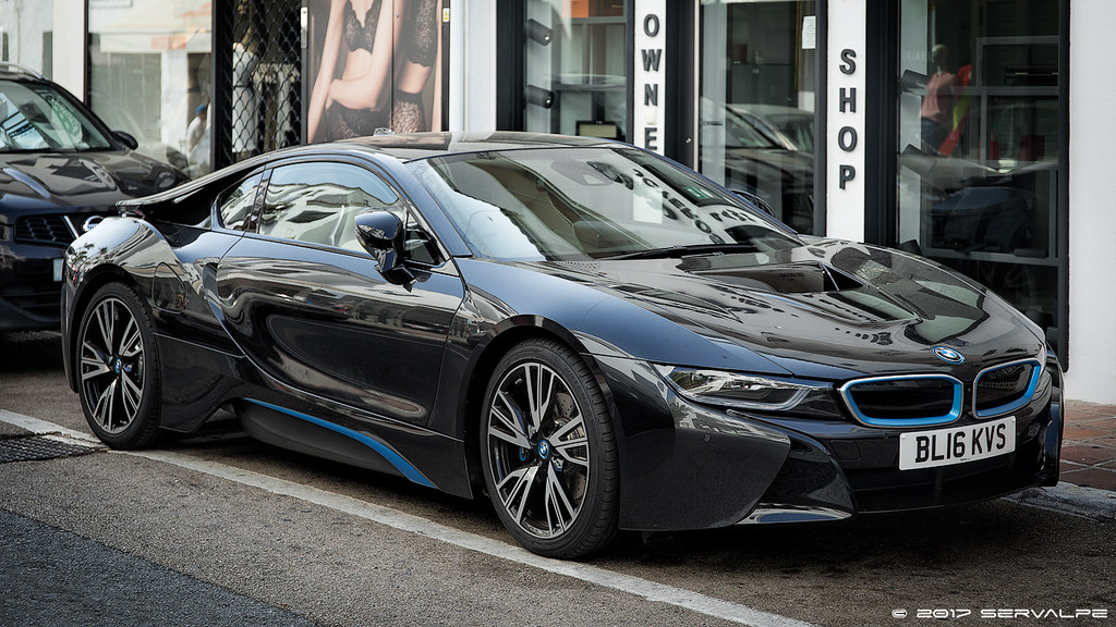 Black Bmw I8 1 C 2017 Servalpe Photos Are Copyrighted A Flickr