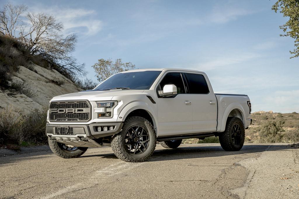 "New Ford Raptor >> Ford Raptor - 20"" Venom Rex-601 Mystic Black | Wheels: VR ..."