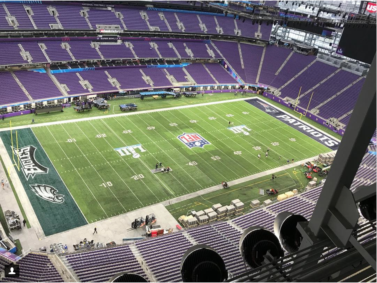 A Close Look at Super Bowl Field Design Through the Years ...