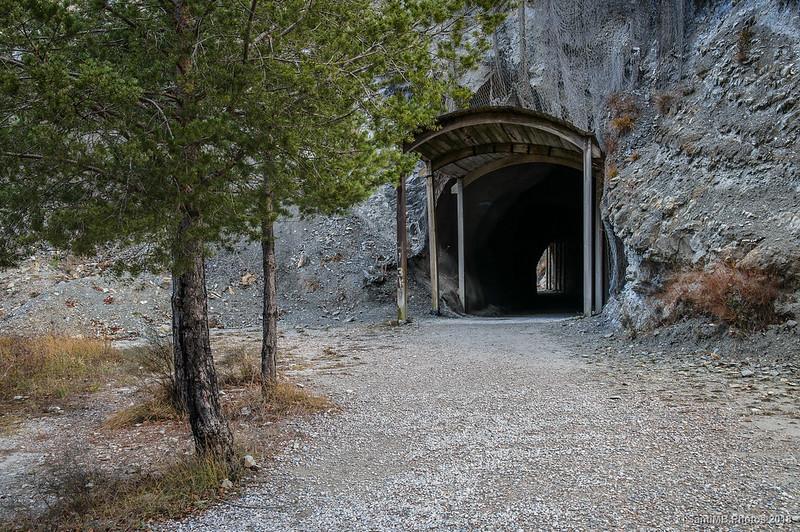 Segundo túnel de la Vía del Nicolau