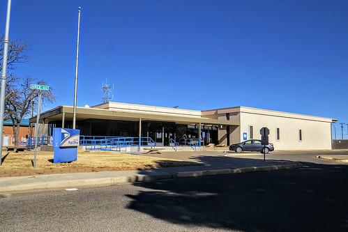 Tucumcari, NM post office | by PMCC Post Office Photos