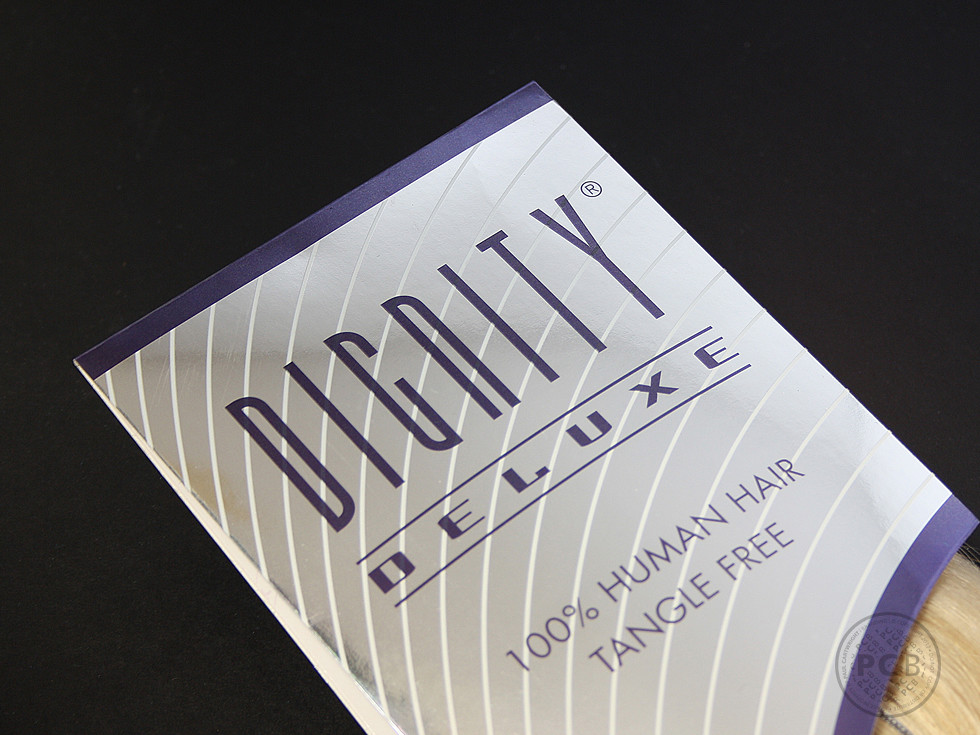 Dignity Deluxed Hair Extensions Packaging Graphivs Flickr