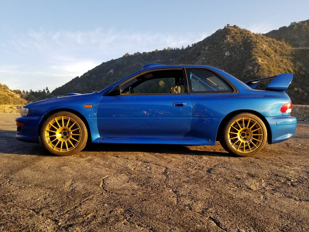 181stLeader's World Rally Blue Widebody Coupe! - Page 117 ...