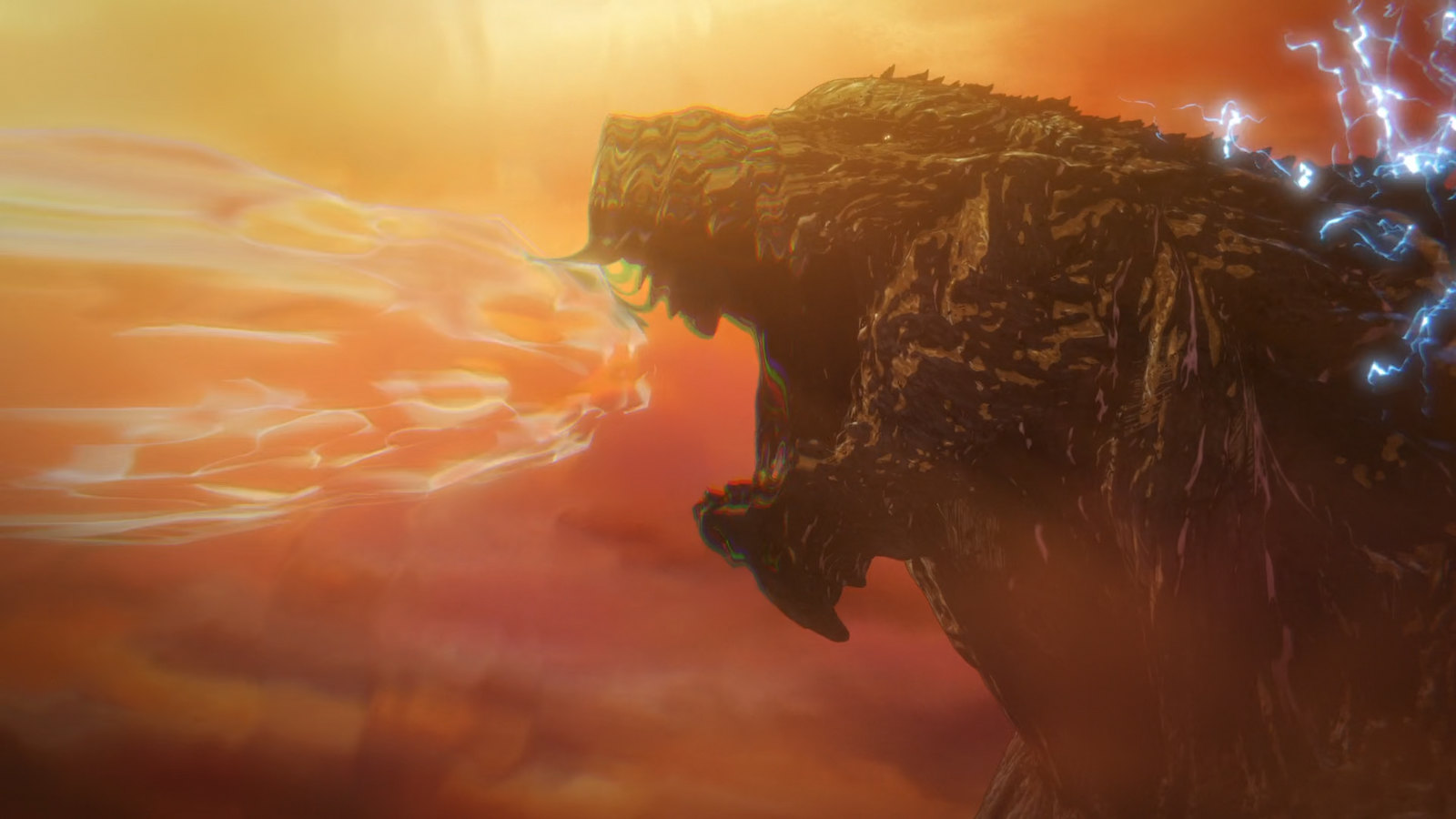 180307 - 人型生命種族『フツア』登場活躍、哥吉拉劇場版《GODZILLA 第2章 決戦機動増殖都市》宣布5/18上映!