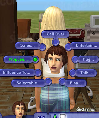 The Sims 2 Pets Give Pet