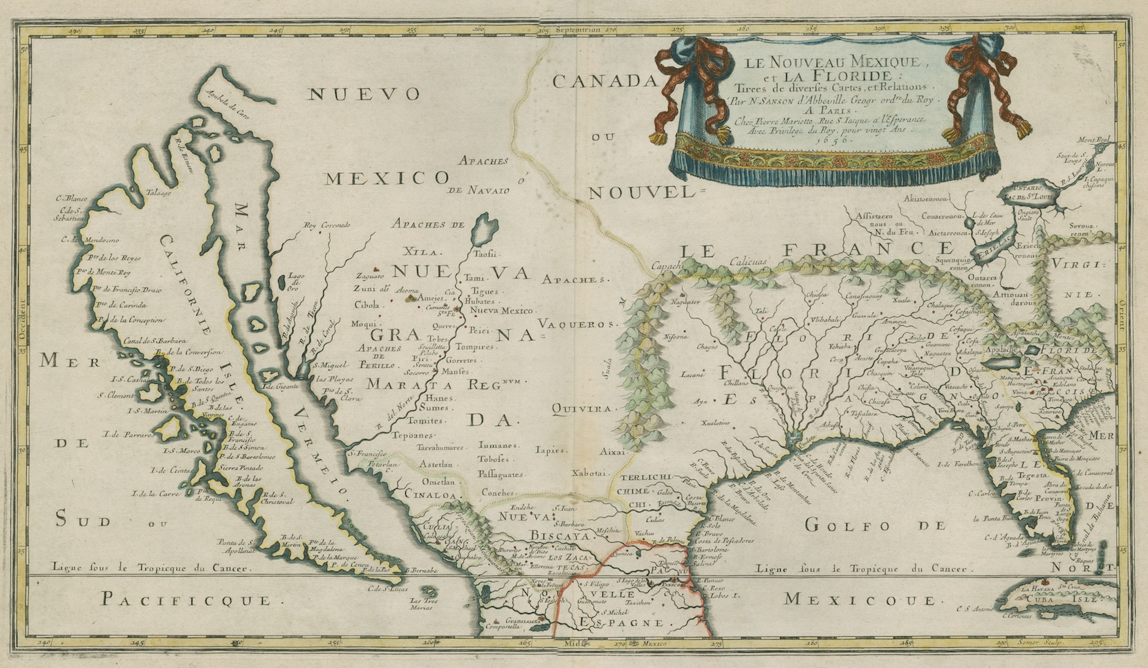 Historical Maps of the United States and North America - Vivid Maps