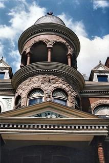 kokomo indiana seiberling mansion architecture queen flickr