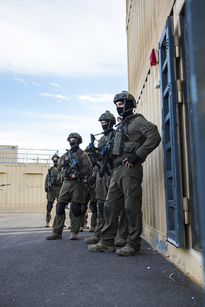 ... SAR Unit 669 Operators Train for Urban Warfare | by Israeli Air Force