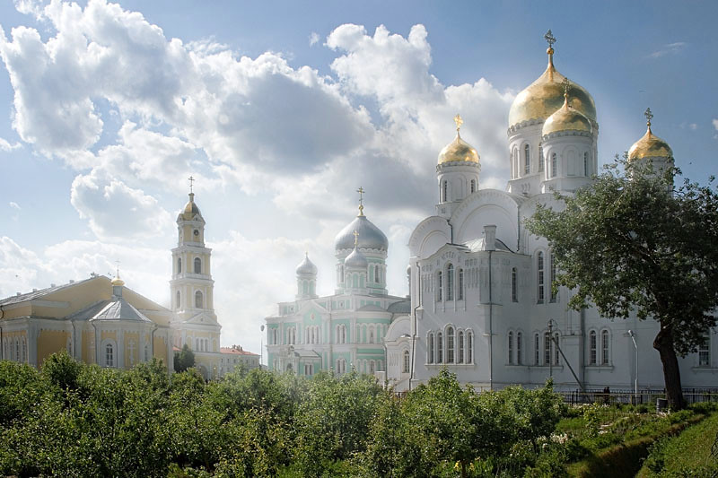 Паломничество по России