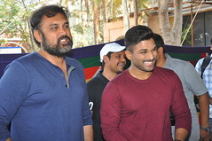 NaaPeruSurya Movie Pressmeet Stills