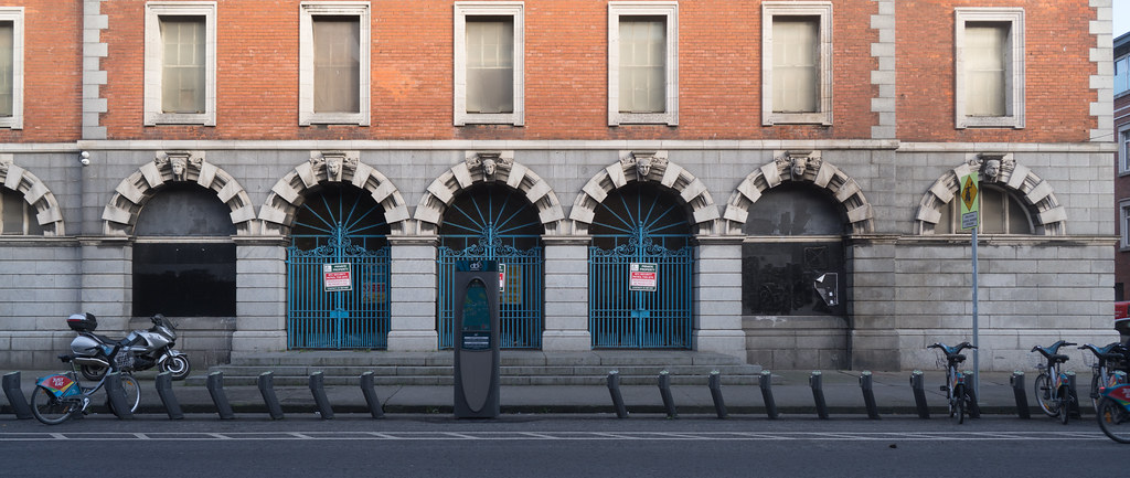DUBLINBIKES DOCKING STATION NUMBER 73 [FRANCIS STREET] 003