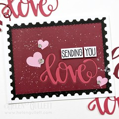 Sending You Love by helengdesigns