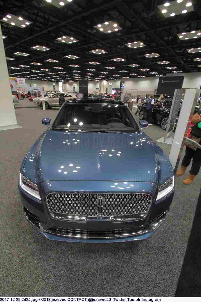 2017 12 29 2424 Cars Indy Auto Show 2018 Lincoln Flickr