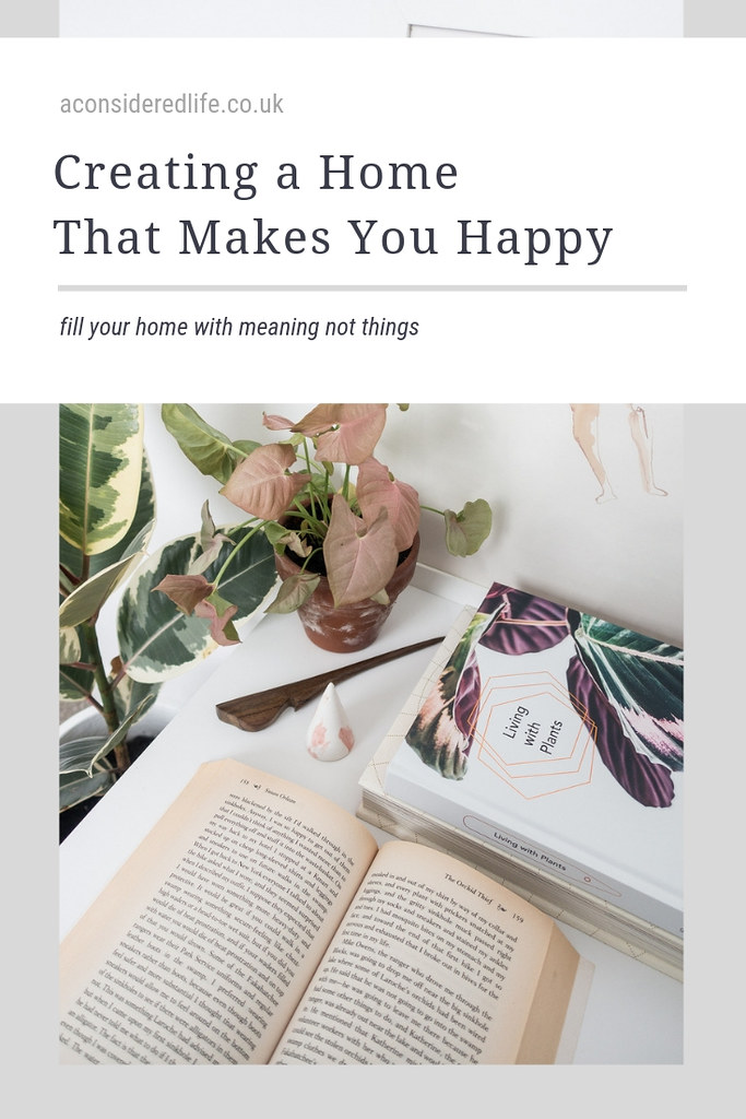 Create A Home That Makes You Happy