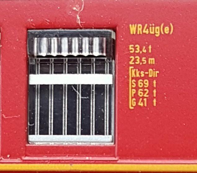 WR4üe-39 DSG 1181 TRIX/MÄRKLIN