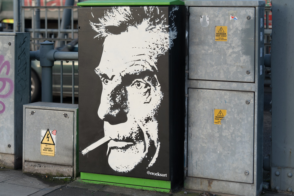 BECKETT - PAINT-A-BOX STREET ART BY CATHAL CRAUGHWELL  003