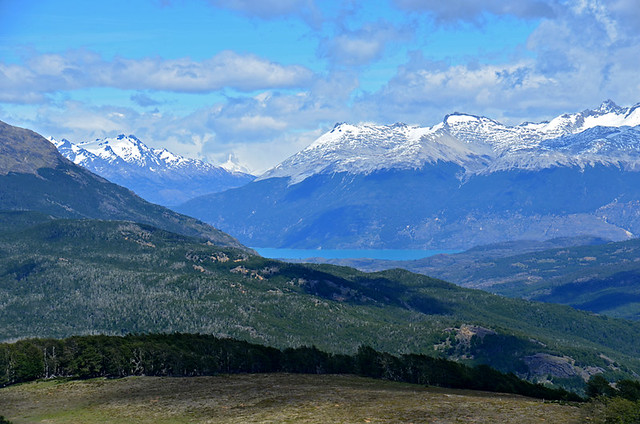 Landscapes surrounding the Carretera Austral, Chile
