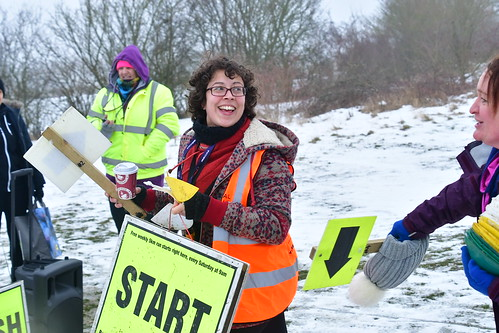 Snowy Volunteers