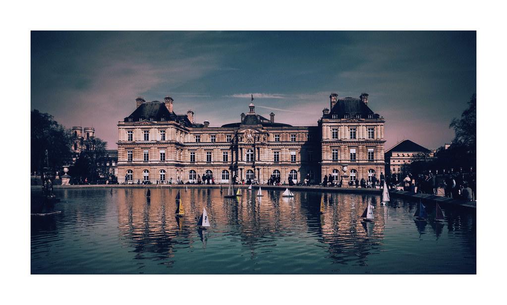 série la parisienne