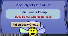 The Sims 2 Open For Business Ridiculously Very Cheap Aşırı Ucuz Komik Rakam
