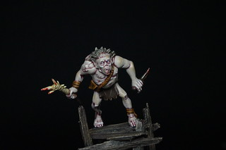 Goblin Warrior F1 - The Hobbit | by Altervision