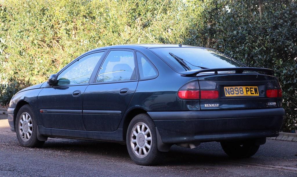 n898 pew (2) | 1995 renault laguna baccara v6 auto. supplied… | flickr
