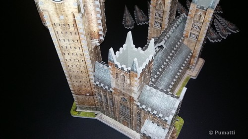 Wrebbit 3D 875 Harry Potter Hogwarts Astronomy Tower (27) | by Pumatti