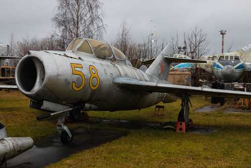 MiG-15 Fagot | by Sam Wise