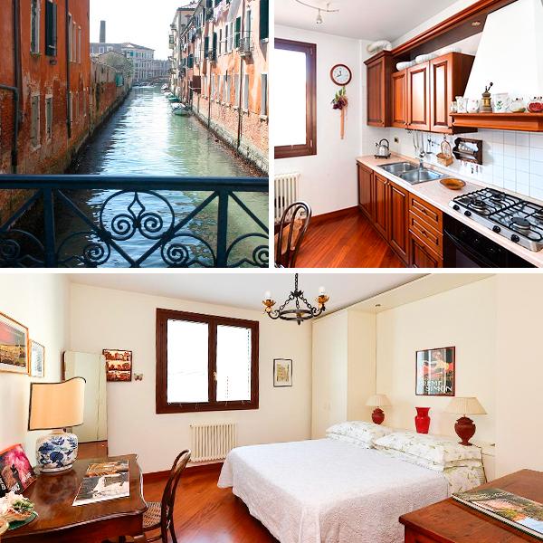 B&B Giudeca Bella, posiblemente el mejor hotel donde dormir barato en Venecia