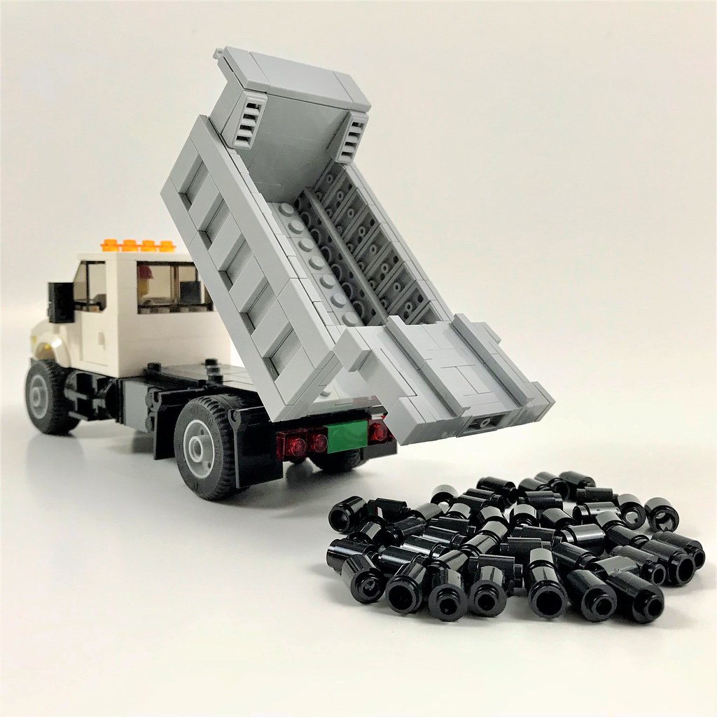 By Wooootles Ford F650 Dump Truck