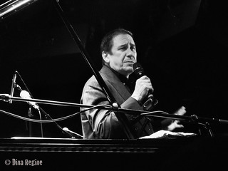 Jools Holland @ The Blue Note | by Dina Regine