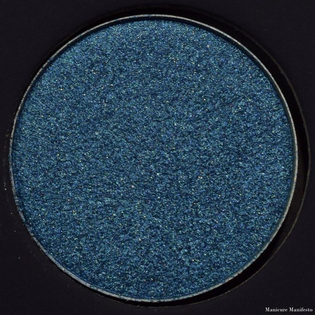 MUFE Peacock Blue