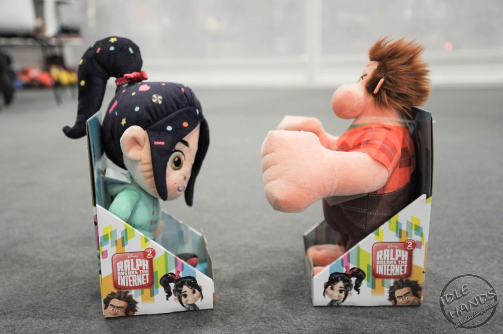 Wreck It Ralph Toys : Toy fair posh paws disney wreck it ralph plush