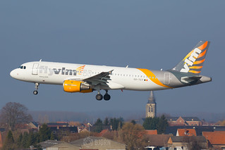 OO-TCT VLM Airbus A320-212, Brussels Airport - EBBR/BRU | by neplev1