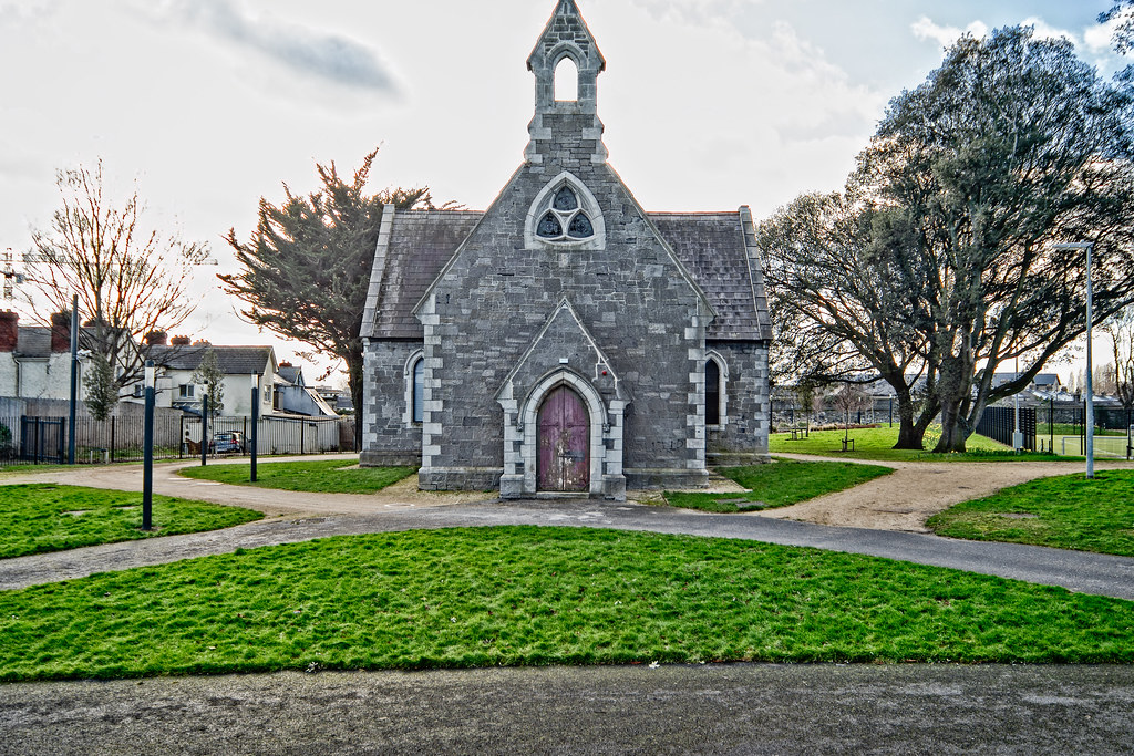 CHURCH OF IRELAND CHURCH - GRANGEGORMAN COLLEGE CAMPUS 005