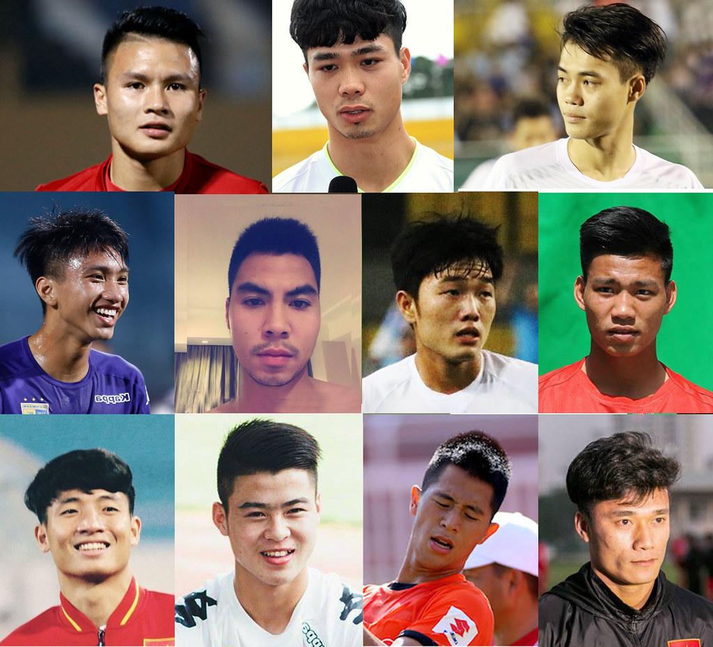 [Funland] Đội hình toàn HotBoy U23 VN, ai đẹp trai nhất