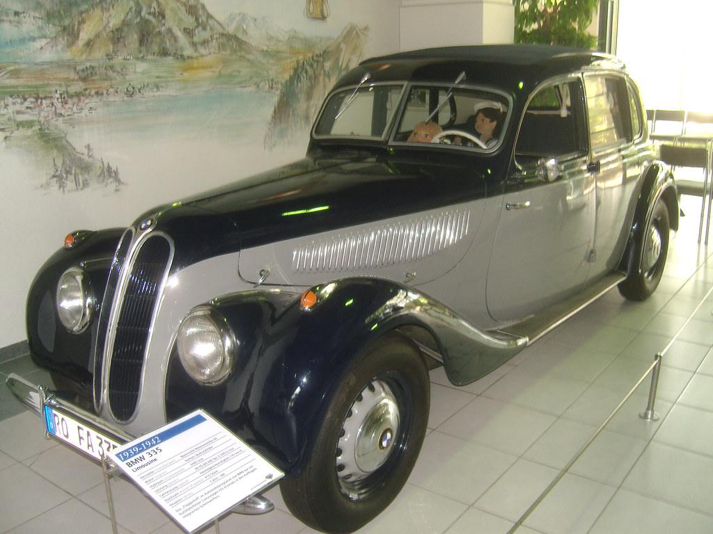BMW 335 - 1939/1942 | ... zu sehen im EFA Museum Amerang. An… | Flickr