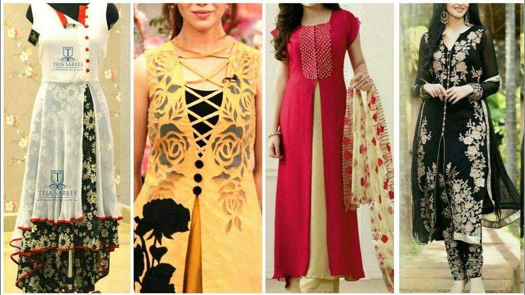 ad2feec6116c Girls Shirts Kurta Stylish Design Pictures
